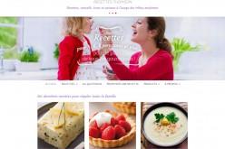 Nouveau blog de recettes «de marque»