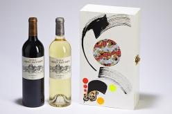 Coffrets pour les fêtes des vins Château Larrivet Haut Brion