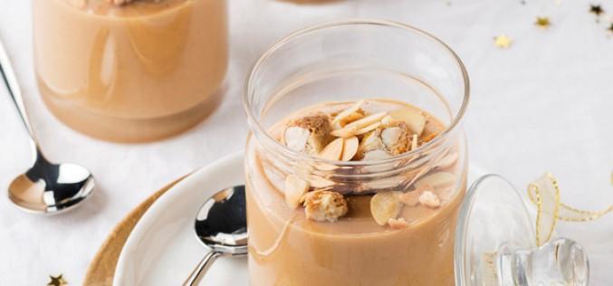 Recette : pots de crème au caramel