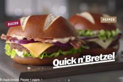Fast test : le Quick n'bretzel bacon