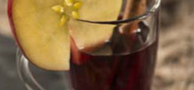 Recette simple : vin chaud pommes et cannelle