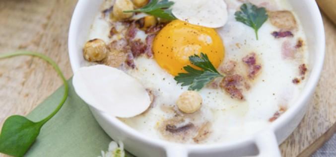 Une recette d'œuf au plat (et pourquoi pas)