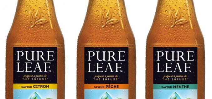 Pure Leaf : le thé glacé se décline