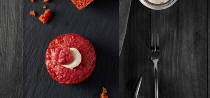 Recette Maroilles : Muffins de betterave aux cœurs de crème