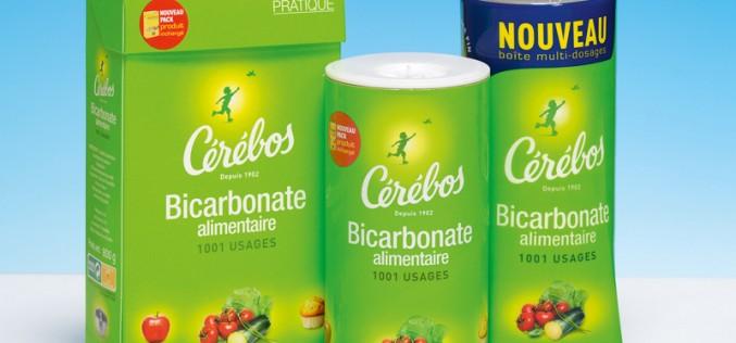 Bicarbonate : s'y mettre avec Cérébos