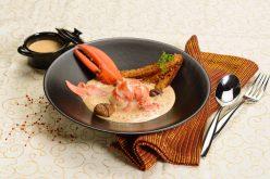 Recette de fête : Homard sauce châtaigne et mouillettes de pain d'épice