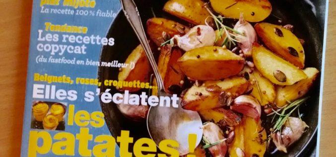 750g d'hiver : il donne la patate !