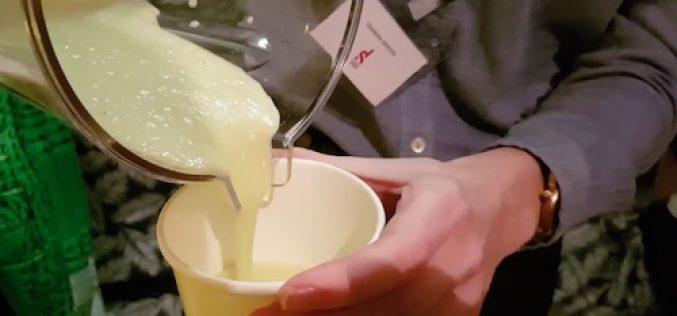 Un cocktail détox pour l'arrivée du printemps