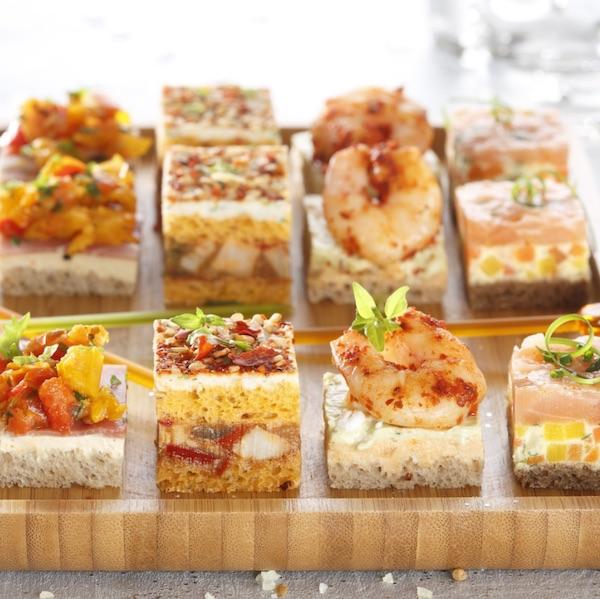 Plateau gastronomique