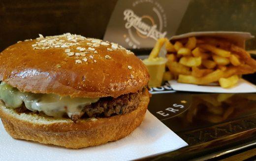 Burger à Rouen  : Rythm N' Food