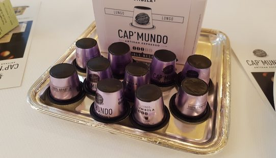 La capsule Cap'Mundo évolue
