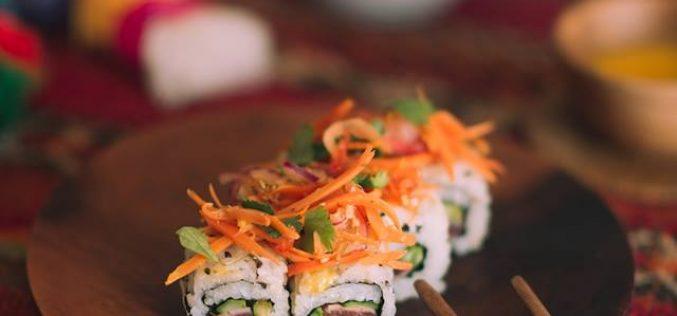 Quand les sushis viennent à nous