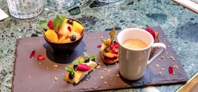 Hôtel Parister (Paris) : un soir en terrasse (vidéo)