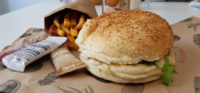 Test « Le Brice » : burger éphémère de Big Fernand