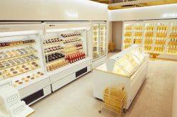 Un concept store Cartier…au Japon.