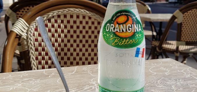 Orangina Bitter : japonais et transparent (avec vidéo)