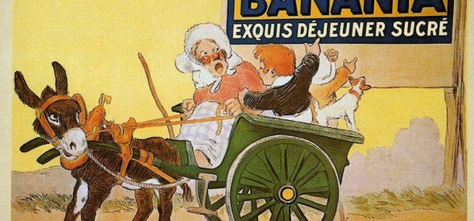 Courbevoie rime avec Banania (et vice versa)