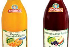 Changement de conditionnement pour Andros