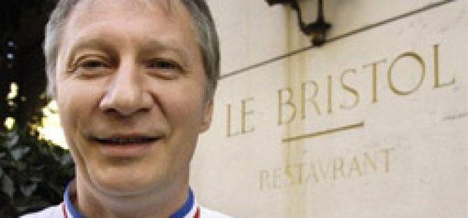 Eric Fréchon, chef de l'année