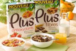 Nouvelles céréales : Nestlé Plus