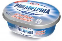 Fromage Philadelphia : le goût de l'Amérique?