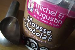 [Test] Michel et Augustin : mousse au chocolat (en gros pot)