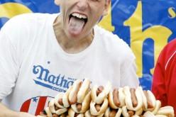 Concours du plus gros mangeur de Hot Dog
