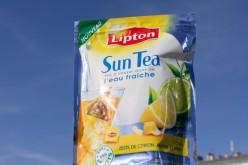 Lipton Sun tea : le thé qui prend le frais