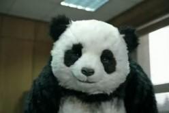 "Un Panda, c'est méchant : ""Never say no to Panda"" !"