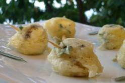 Recette : beignets de mozzarella à la sauge [+Vidéo]