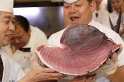 Japon 2012 : prix d'or pour thon rouge
