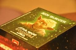 Dark Maul Burger, Jedi Burger : Quick arrive en Force