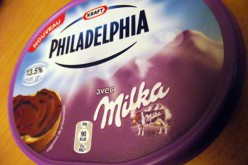 Philadelphia Milka : c'est chocolat