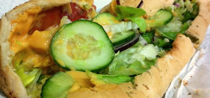 Test : Subway raclette