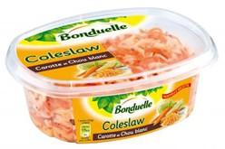 Bonduelle Coleslaw : nouvelle recette et promo