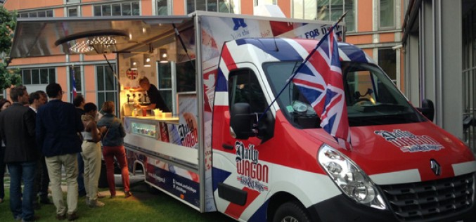Daily Wagon : le food truck thématique