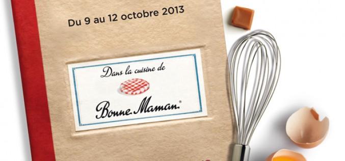 """Atelier """"Dans la cuisine de Bonne Maman"""""""
