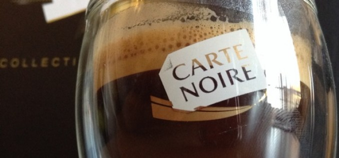 Carte Noire passe à son tour à la capsule pour machines Nespresso©