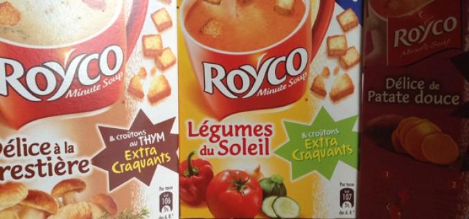 Royco Extra-craquant : on craque?