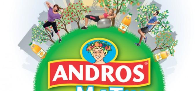 Agenda : Andros Matin
