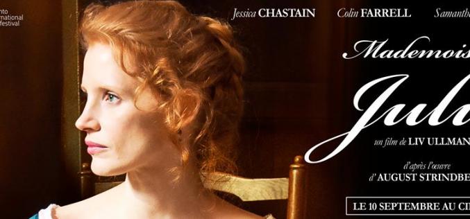 & co : Mademoiselle Julie (film)