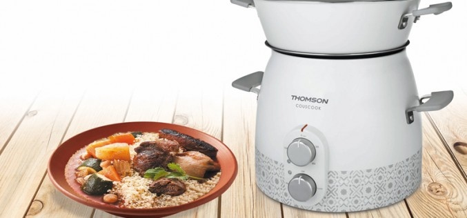 Le Thomson Couscook, le couscous se modernise