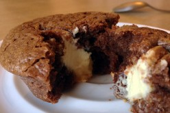 Recette : moelleux chocolat noir & blanc, spicy Tabasco