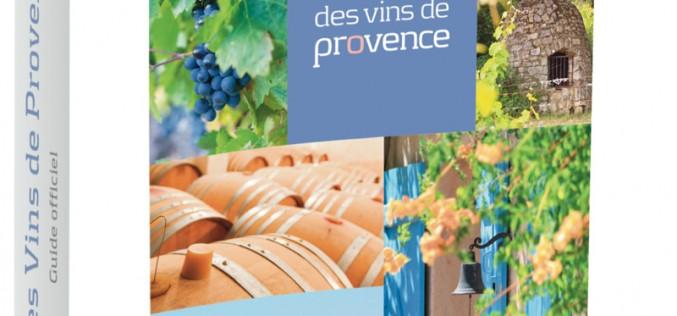Sortie livre : la route des vins de Provence