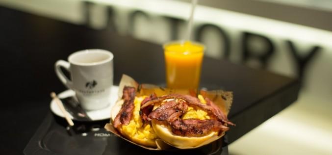 Les petits déjeuners de Factory & co