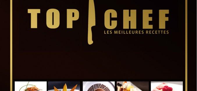Livre : Top Chef, les meilleures recettes