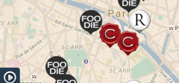Nouvelle appli : Booking N Dining