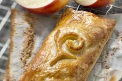 Recette pomme Jazz : Chausson aux pommes avec compotée de pruneaux à l'Armagnac
