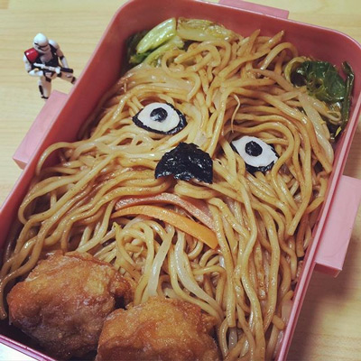 0116_Chewbacca_bento_noodle