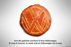 Concours : une galette des rois VW à gagner